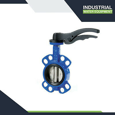 Multi-flange Wafer Pattern Butterfly Valve – Stainless Steel Disc – EPDM Liner