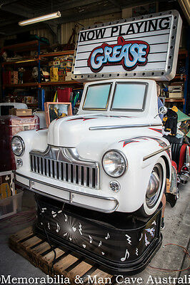 """"""" Grease """" Casino Display / Movie / Stage Prop / Man Cave"""