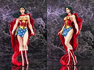 DC Direct New 52 Figure Kotobukiya ArtFX 1/6 Scale Wonder Woman Statue Jim Lee