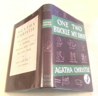 Agatha Christie One Two Buckle My Shoe 2008