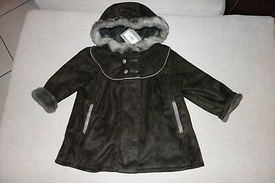 Manteau J BOURGET Taille 18mois neuf