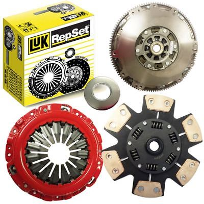 Stage 3 Clutch Paddle Kit And Luk Dmf For Nissan 350 Z Roadster Convertible 3.5