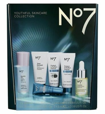 Boots No7 YOUTHFUL SKINCARE Gift  Collection