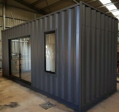 20 foot High Cube Shipping Container House, Cabin, Home, Granny Flat, Office