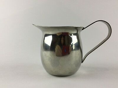 Lot of 31 Adcraft 3 OZ Stainless Steel Creamer