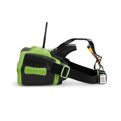 [NEW] 1Color Only Headplay SE V2 5.8G 40CH 1200*600 FPV Goggles Video Glasses He