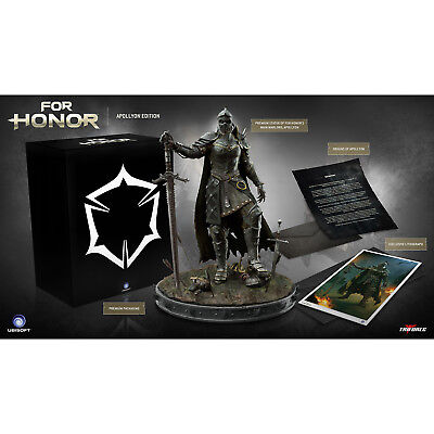For Honor Apollyon Edition Collector's Set - TriForce [Brand New]
