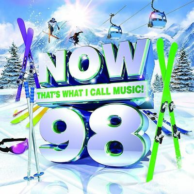 Now That's What I Call Music! 98 - Various Artists (2017) [CD] New & Sealed UK