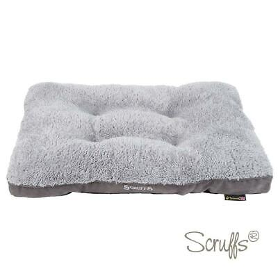 Scruffs Dog Cat Pet Cosy Collection Pet Bed mattress  - Red 60 x 50 17 cms