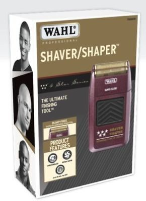 Wahl 8061 Professional 5 Star Cord/Cordless Rechargeable Shaver FREE SHIPPING!!!