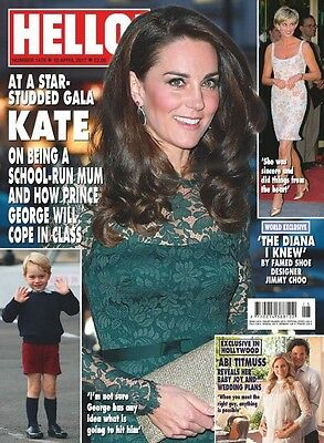 HELLO! Magazine #1476 KATE (BRAND NEW BACK ISSUE)
