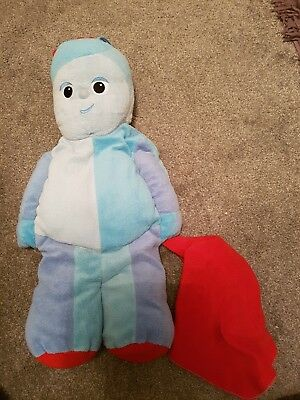 iggle piggle hot water bottle cover
