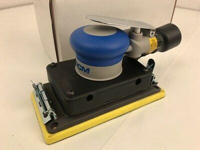 DCM Jitterbug Sander - 3-2/3 x 7 - used by military and aerospace