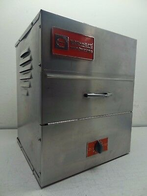 Stewart Sandwiches Model: SS375T3-4 Countertop Commercial Infrared Sandwich Oven