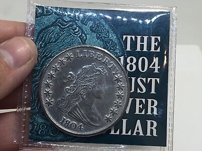 Copy 1804    $1  Liberty Dollar Coin