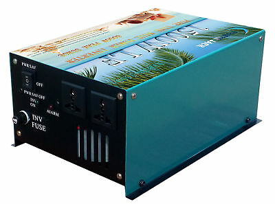 2000W LF pure sine wave power inverter DC12V to AC 110V/120V/car direct/solar