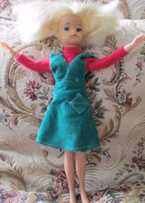 VINTAGE SINDY DOLL 1970s Made in Hong Kong