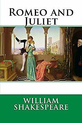 Romeo and Juliet, Shakespeare, William, Used; Very Good Book