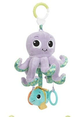 little tikes Sooth N Spin Octopus