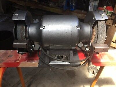 Heavy duty Abbott and Ashby bench grinder 150mm ( 6' )