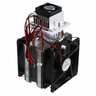 12V 6A DIY Electronic Semiconductor Refrigerator Radiator Cooling Equipment S7A6