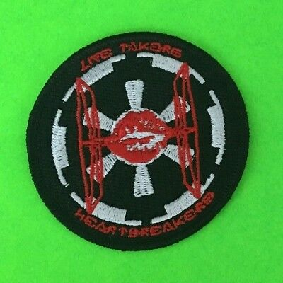 Star Wars Imperial tie fighter Heartbreakers patch 501st empire