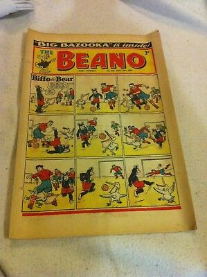The Beano 539 Nov 15th 1952, complete  (dandy, topper, beezer)