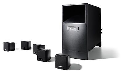 bose cinemate 120 heimkino system ersatz lautsprecher. Black Bedroom Furniture Sets. Home Design Ideas
