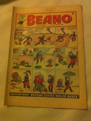 The Beano 529 Sept 6th 1952, complete  (dandy, topper, beezer)
