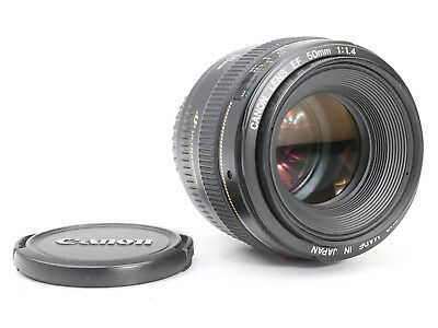 Canon EF 50 mm 1.4 USM + TOP (217920)