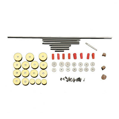 [NEW] Flute Repair Parts Set Tools Screws Silica Bumpers