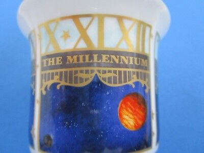 Royal Worcester Millennium Limited Edition Ceramic Small Pot