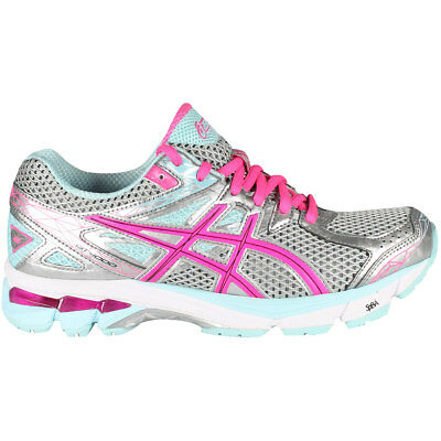 Asics Womens GT-1000 3 Turquoise/White/Hot Pink