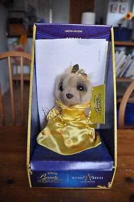 Ayana as Belle. Compare the Meerkat Market. Limited edition.Beauty and the Beast