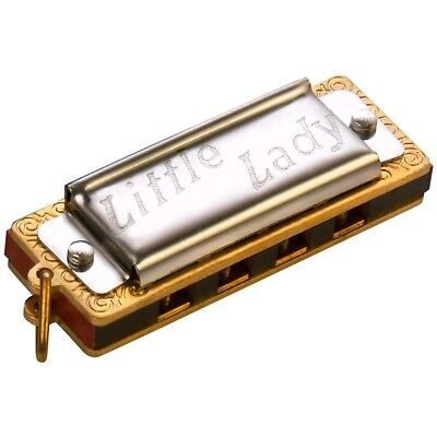 Hohner Harmonica Little Lady Gemini Anniversary Edition Key of C