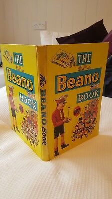 The Beano Book1967 Annual - Used but in very good condition