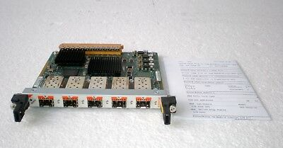 Cisco SPA-5X1GE-V2 5-Port Gigabit Ethernet Shared Port Adapter funktionsgeprüft
