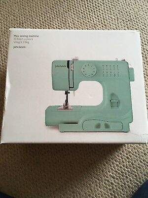 John Lewis Mini Sewing Machine