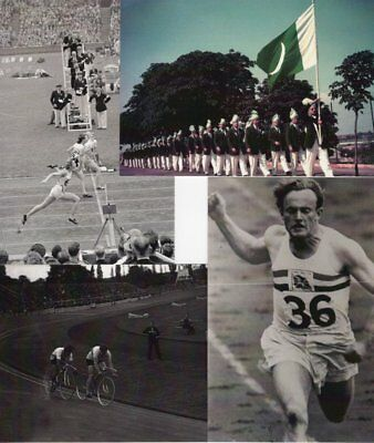 London 1948 Olympic Games 12 postcards