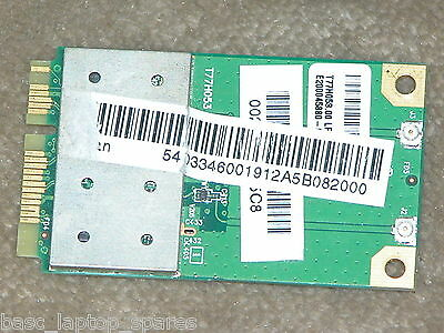 Acer Aspire 5236 5340 5536 Wireless Card T77H053.00 LF