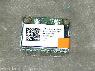 Toshiba Satellite L650 C665 A660 WIFI / BT Card, V000211310, G86000052210