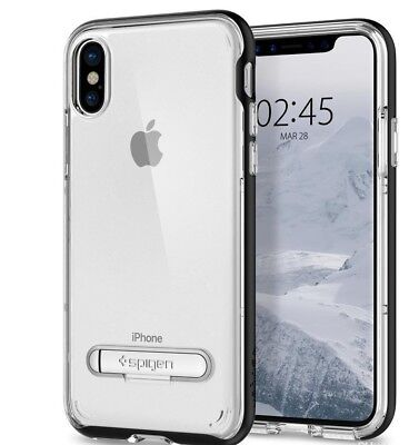 SGP Spigen 2017  new with kick stand for iphone x