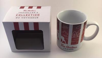 Tim Hortons Limited Edition Travellers Collection Canada Mug New With Box