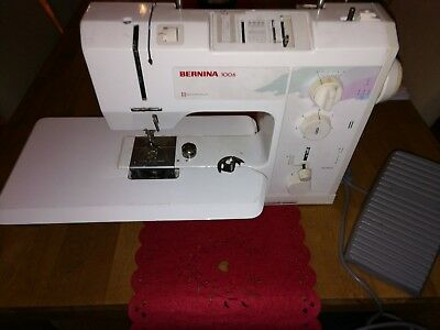 bernina 1006 sewing machine