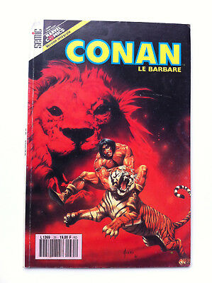 Conan le barbare n° 35 Semic comics vf