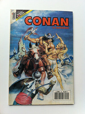 Conan le barbare n° 34 Semic comics vf