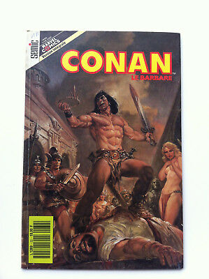 Conan le barbare n° 32 Semic comics vf