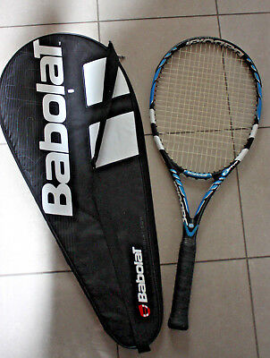 Babolat Pure Drive cortex system tennis racket, size 3-4 3/8