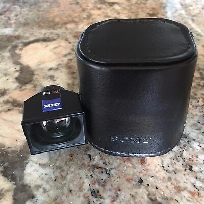 Sony Zeiss Optical Viewfinder FDA-V1K for Cyber-shot DSC-RX1 & DSC-RX1r Camera