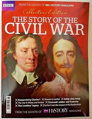 The Story Of The Civil War = Collectors Edition = Bbc History Magazine